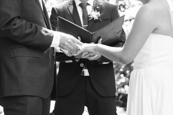 Cómo planear una boda en sólo 4 meses - Foto Carl Zoch