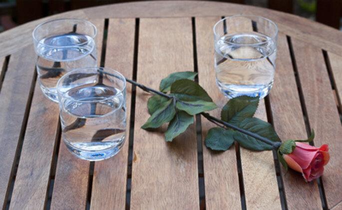 Viel Wasser trinken gehört zu einer gesunen Ernährung dazu. Foto: Sergej23 / pixelio.de