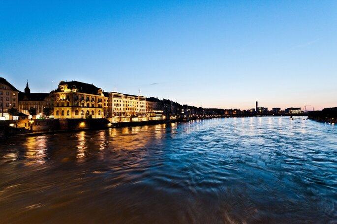 Grand Hotel Les Trois Basel