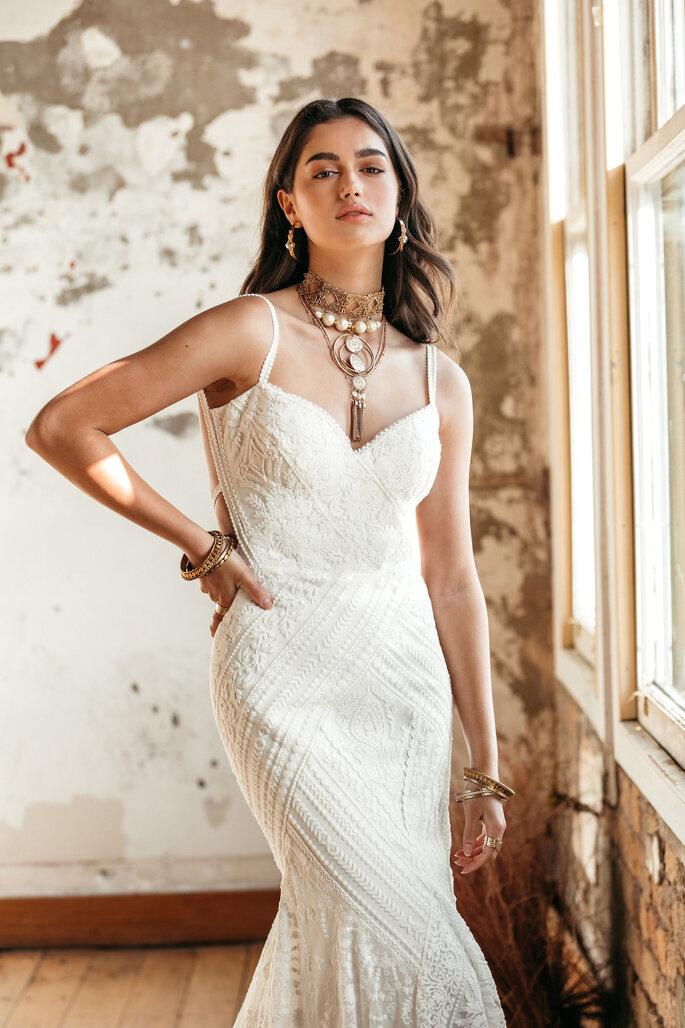Printemps Haussmann - Robes de mariée - à Paris
