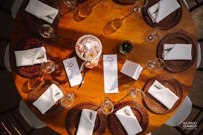 Mesa para dez