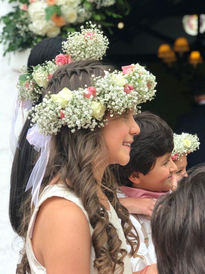 Flores Alhelí
