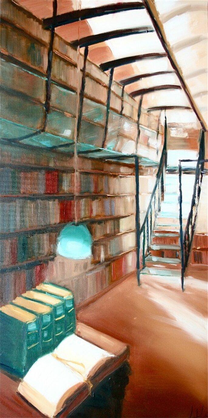 La librairie Picard : un univers original - Source : Laurence d'Hautefeuille