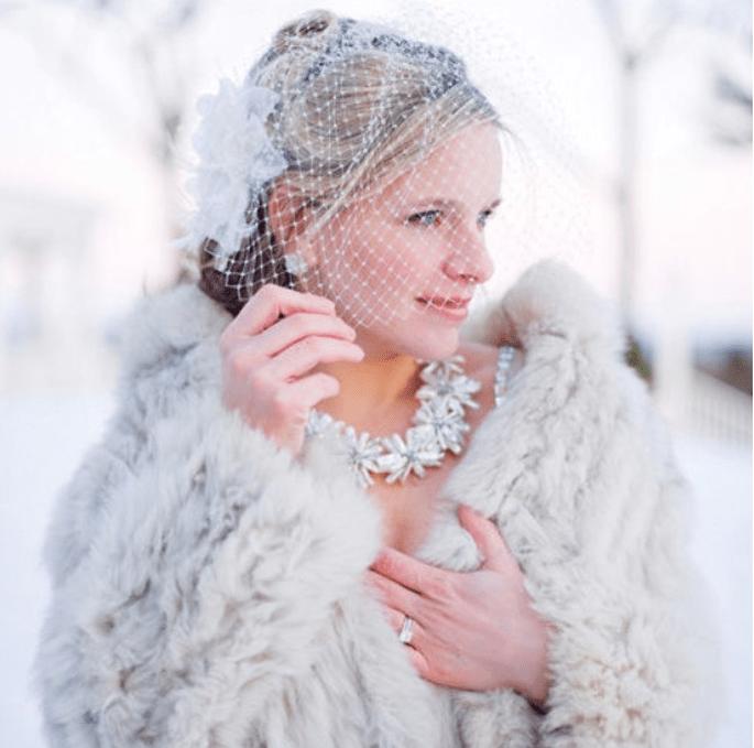 Ispirazioni per matrimonio invernale