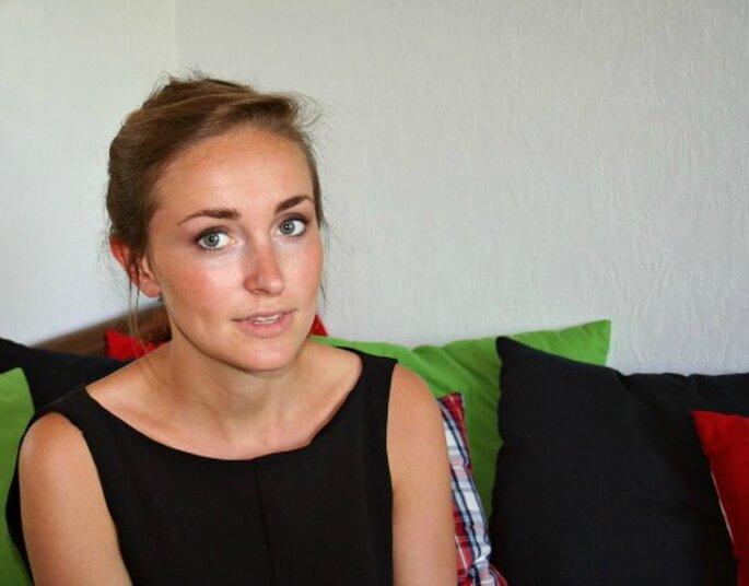 Blandine Mesnier, prête à dégoter pour vous LE petit détail chic de votre mariage