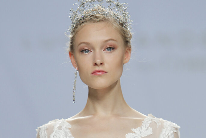 Cymbeline | Créditos: Barcelona Bridal Fashion Week