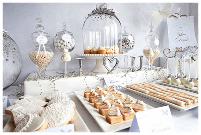 Les plus belles sweet table de 2013 - Photo Rena Harvey