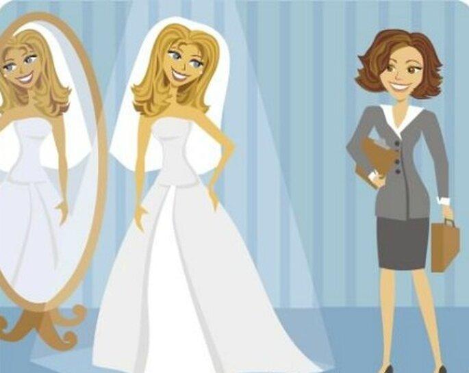 Salvare Per la scelta dell abito fatevi consigliare dal personale  dell atelier. Foto www bbf1d7899c5