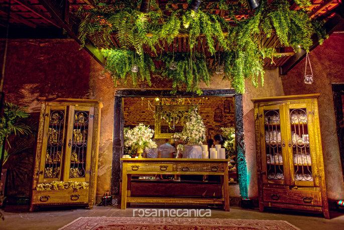Odeon Decorações. Foto: Rosa Mecânica Fotografia