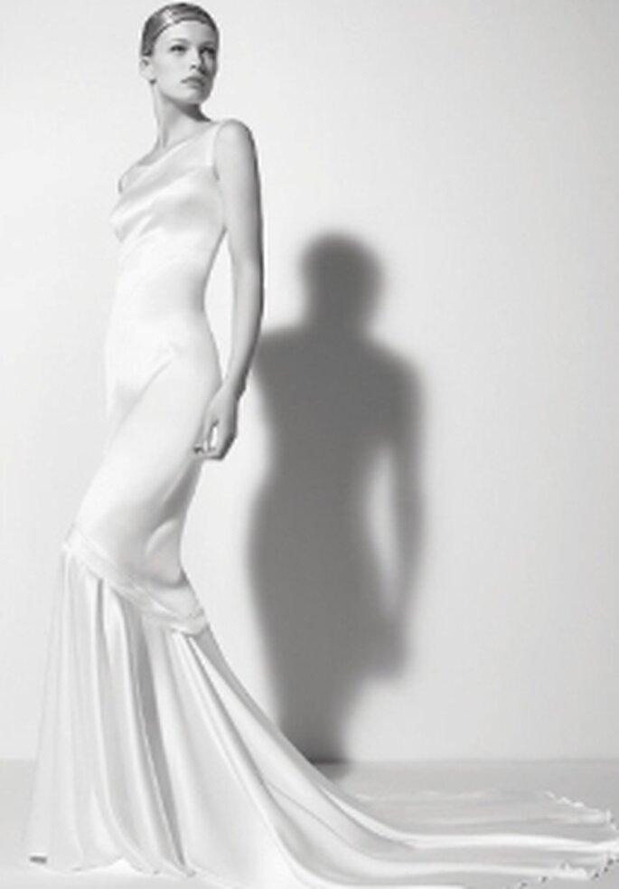 Rosa Clará y Karl Lagerfeld 2008 - Yesterday, vestido en falla