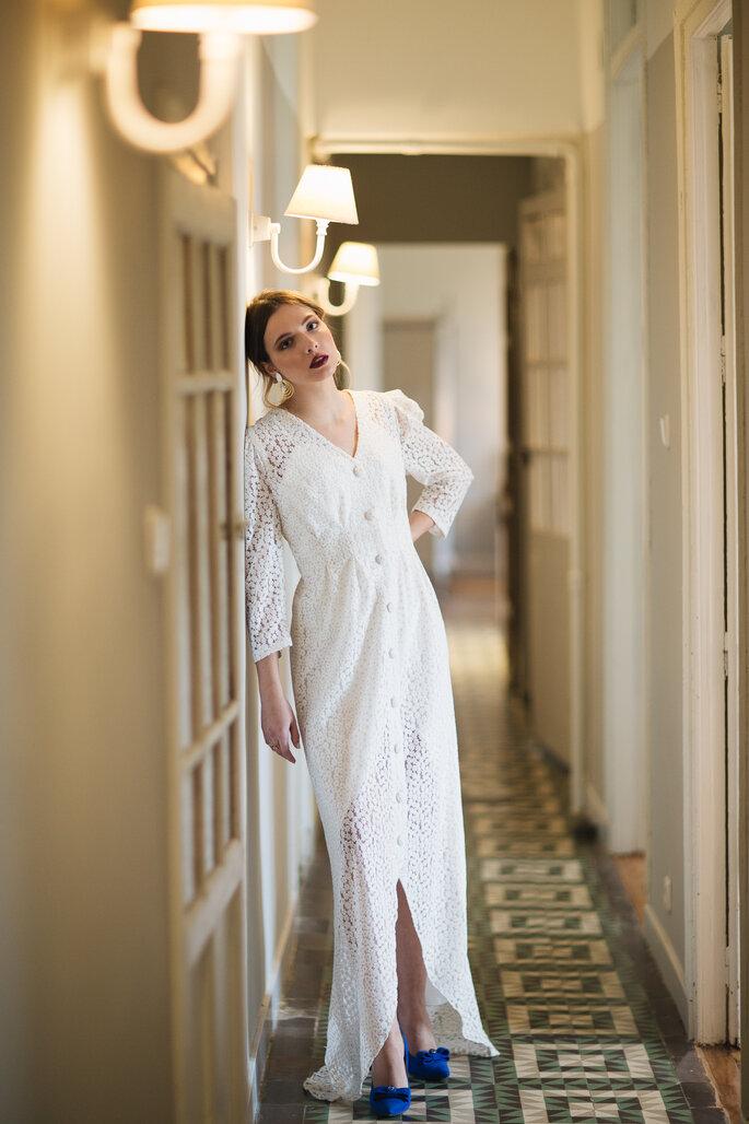 Soia Bridal diseñador novia Guipúzcoa