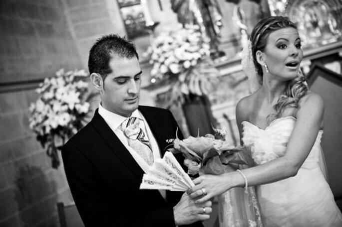 Enlace matrimonial de Maite y Paco- Foto: Valentín Gámiz