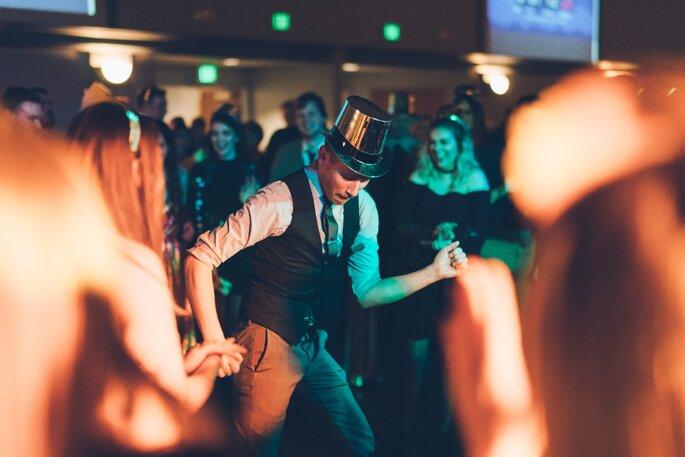 Party Tanzen Junggesellinnenabschied