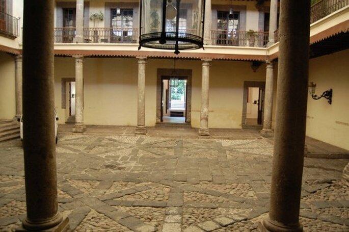 Espacios llenos de historia y magia para tu boda - Foto Museo Casa de la Bola