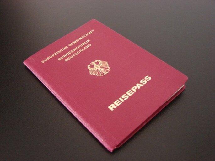 Welche Dokumente benötigen Sie für die standesamtliche Trauung? Foto - stromie_pixelio.de