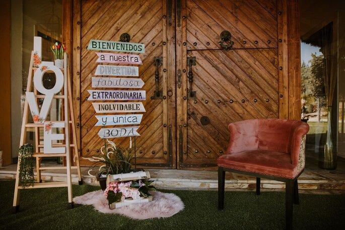 Vive tu sueño decoradores de boda Madrid