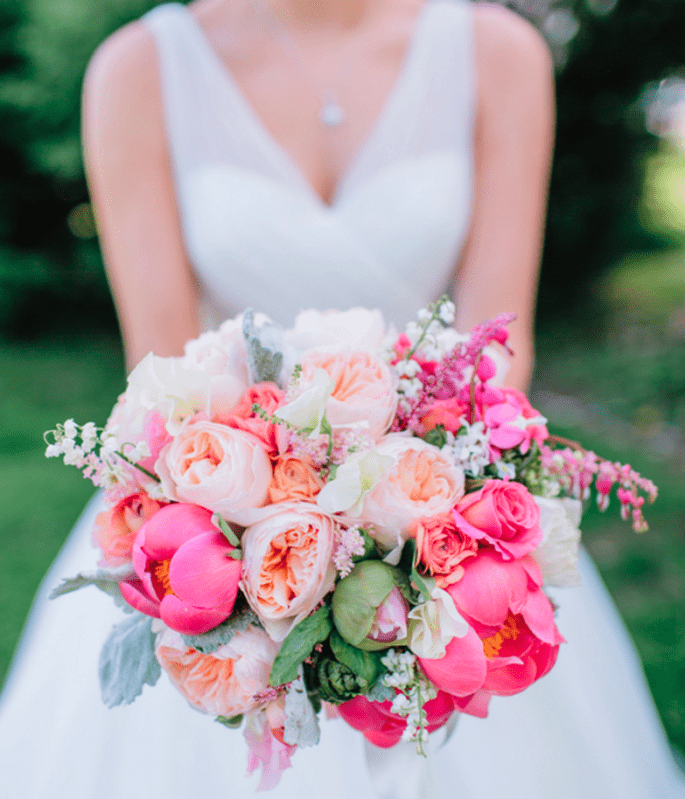 Les plus beaux bouquets de 2013 - Photo Rachel May Photography