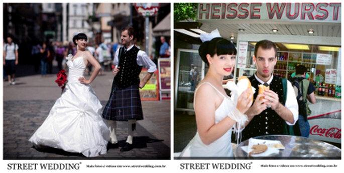 La boda en la calle: Viena - Everton Rose