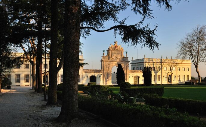 Hotel Tivoli Palácio de Seteais - Foto: divulgação
