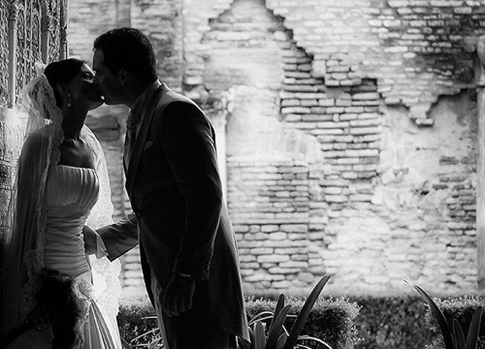Las fotos más elegantes para tu reportaje de boda. Foto: Punto de Vista