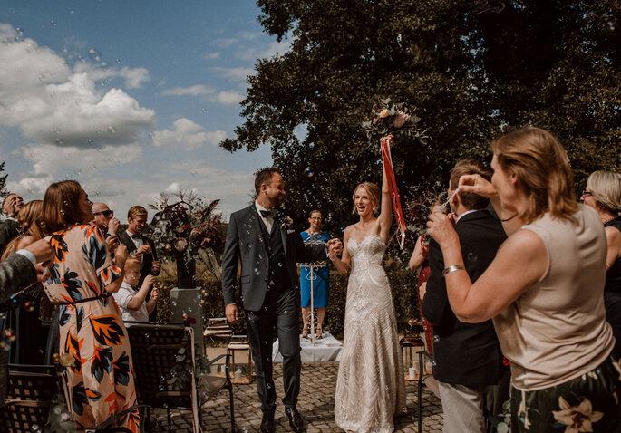 Hochzeitsbräuche in Deutschland