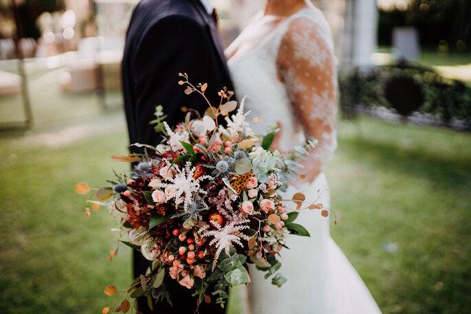 noivos casamento destaque bouquet de noiva