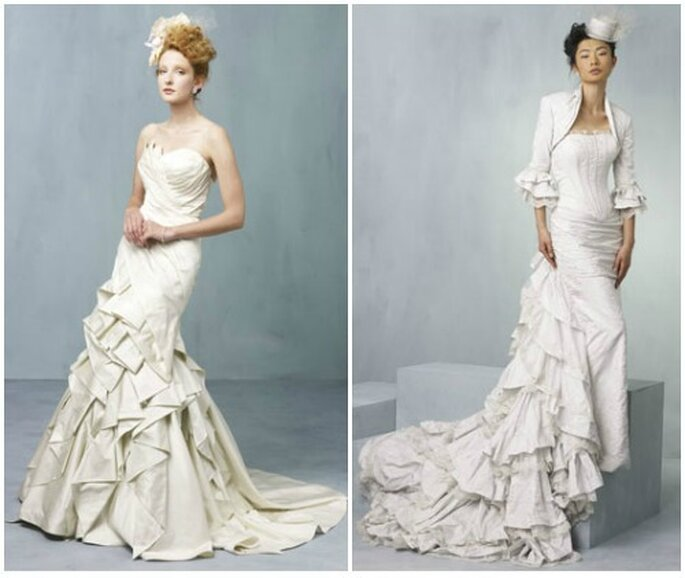 Ian Stuart Supernova Bridal Collection 2013. Foto: www.ianstuart-bride.com