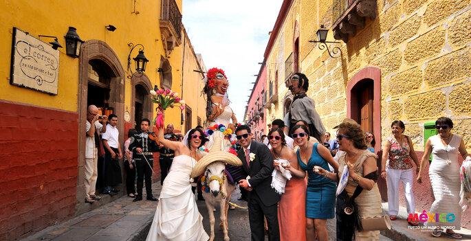 San Miguel de Allende/ Foto: Jonathan Hazael Mares