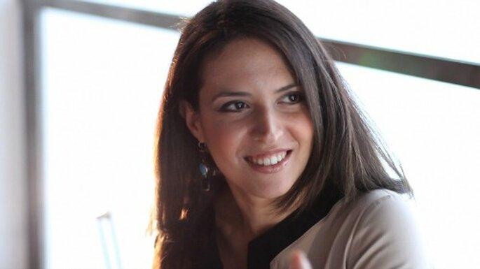 """Chiara Besana direttrice di """"Oggi Sposi-La Rivista"""" e conduttrice e autrice del programma tv """"Non solo wedding"""". Foto: Photo 27"""