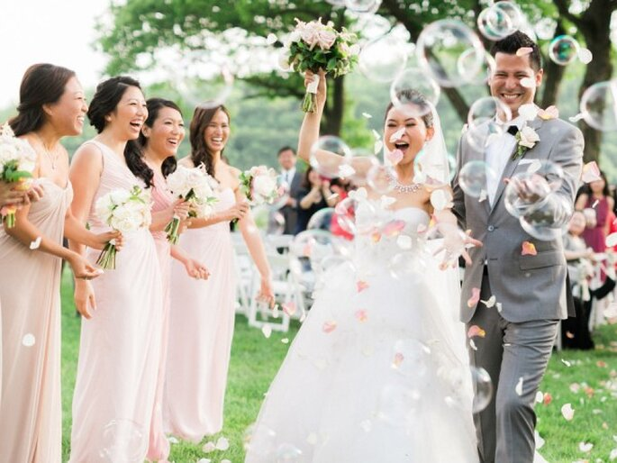 Cómo planear una boda en 6 meses - Ashley Kelemen