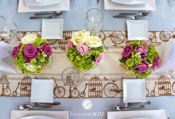 Foto: Banquetes Ortiz
