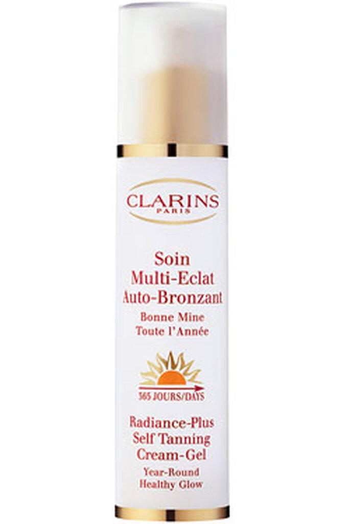 Clarins Radiance-Plus Self Tanning Cream-Gel