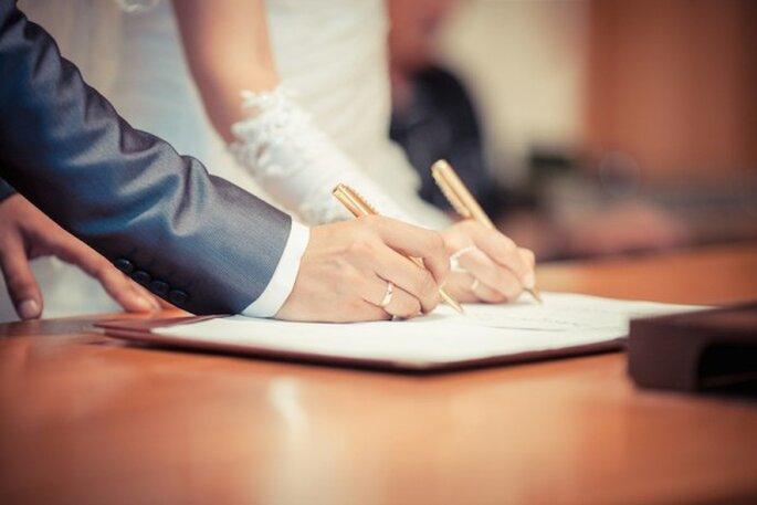 La relación entre los gastos de la boda y tu matrimonio - Foto Shutterstock