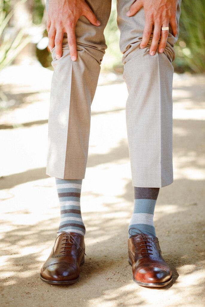 8 accesorios en tendencia para que tu novio luzca guapo en la boda - Ashley Raubach