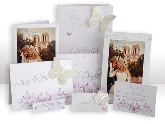 Individuell Und Durchdacht Hochzeitskarten Und Dekorationen Von