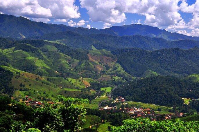 Visconde de Mauá, distrito de Resende. Rio de Janeiro