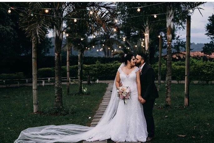 Ensaio pós-wedding na Mansão Fato