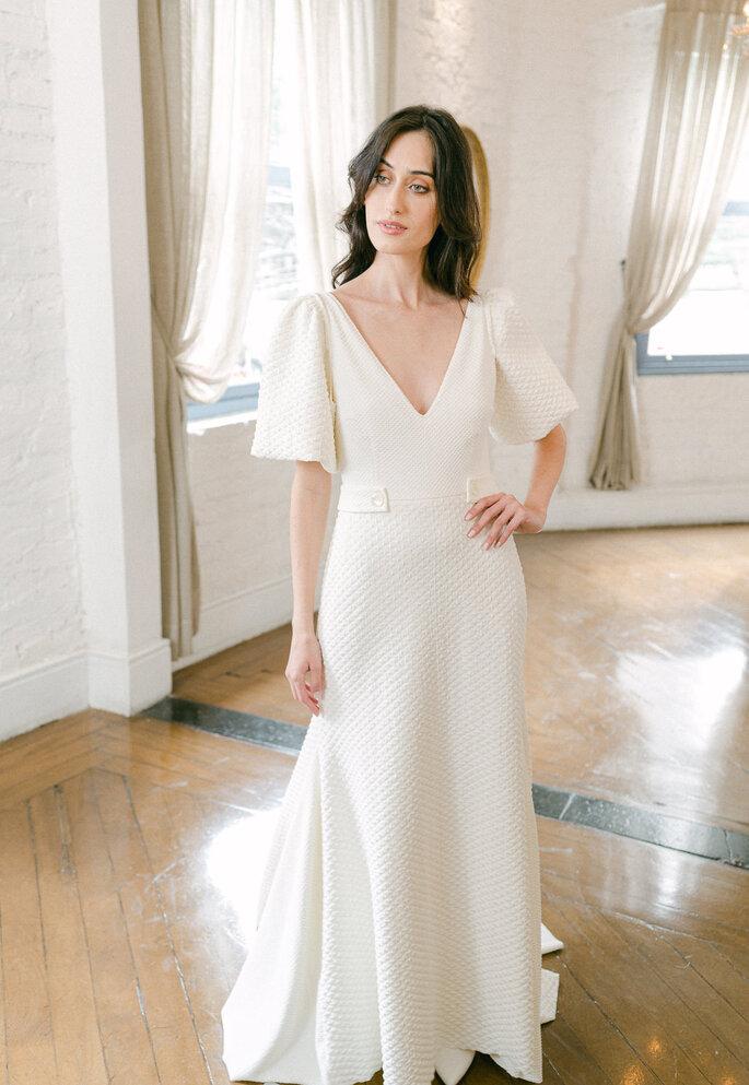 vestido de noiva confortável