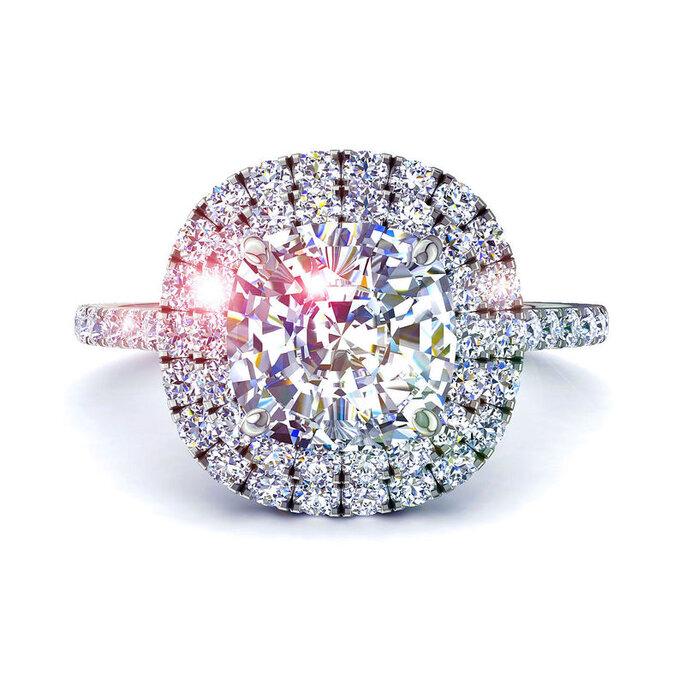Diamants et Carats - Bijouterie - Alliances -Bagues de fiançailles- modèle Antoinette - Paris