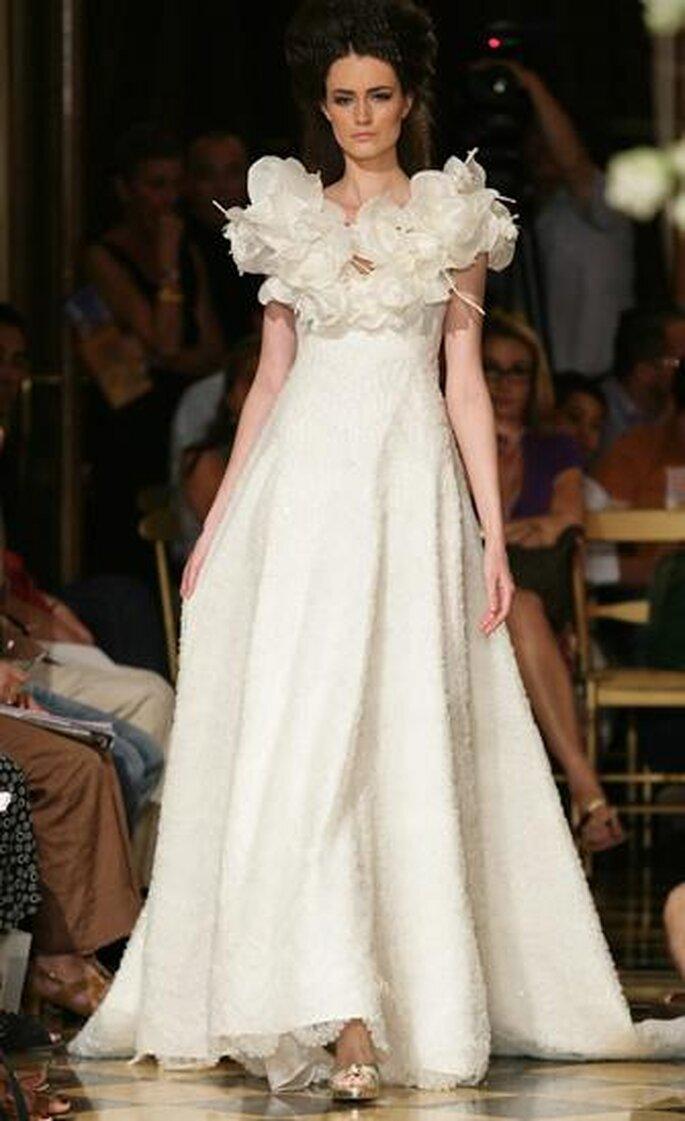 Collezione vestiti sposa 2010 Gianni Calignano