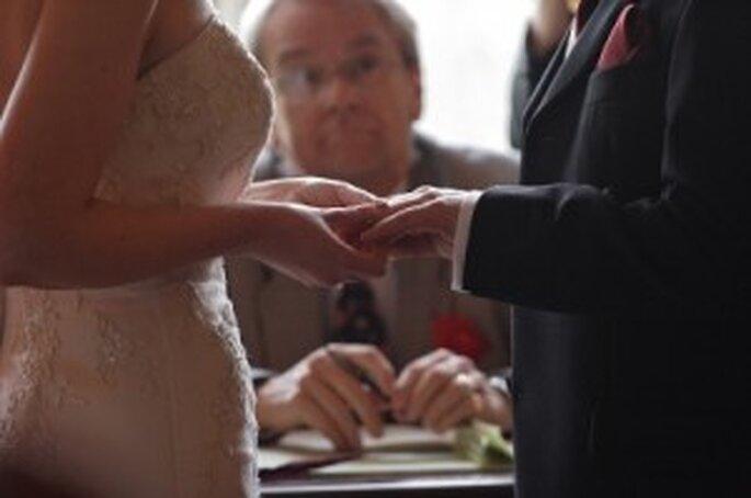 La Ceremonia Civil se debe realizar antes de la Boda Religiosa