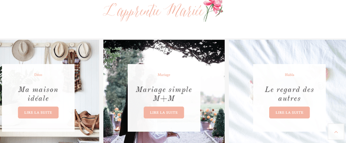 Photo : L'apprentie mariée