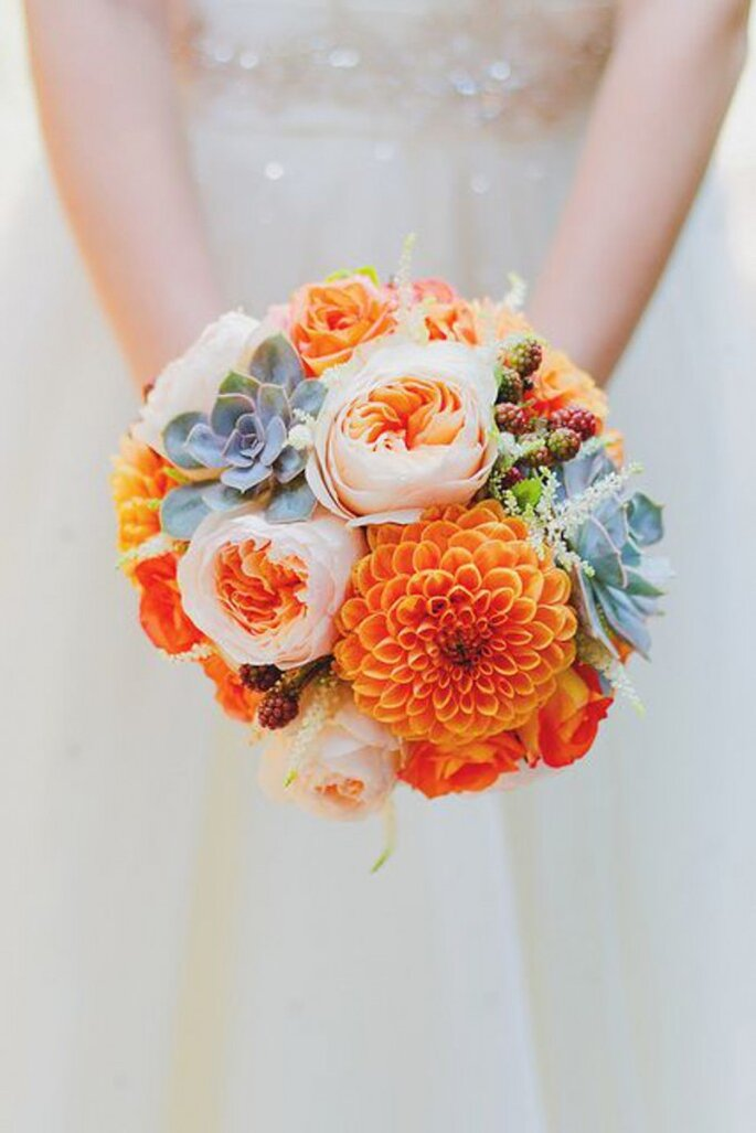 Bouquet - Foto via Pinterest by Veranda Wedding