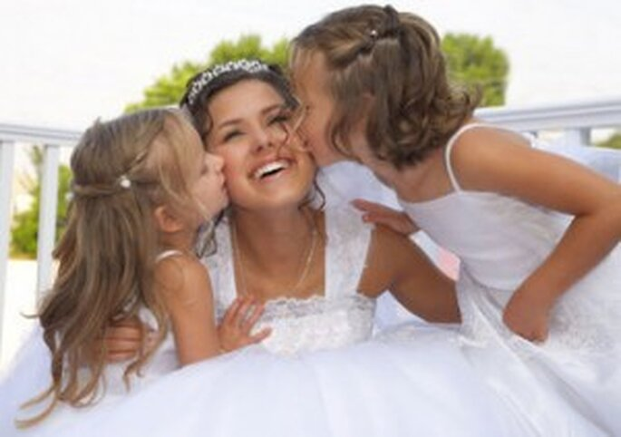 Ideas para entretener a los niños en la boda