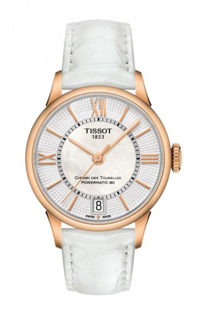 Relógio por Tissot