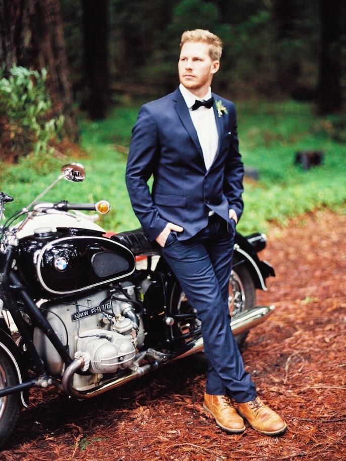8 модных свадебных аксессуаров для самого стильного жениха - Perry Vaile