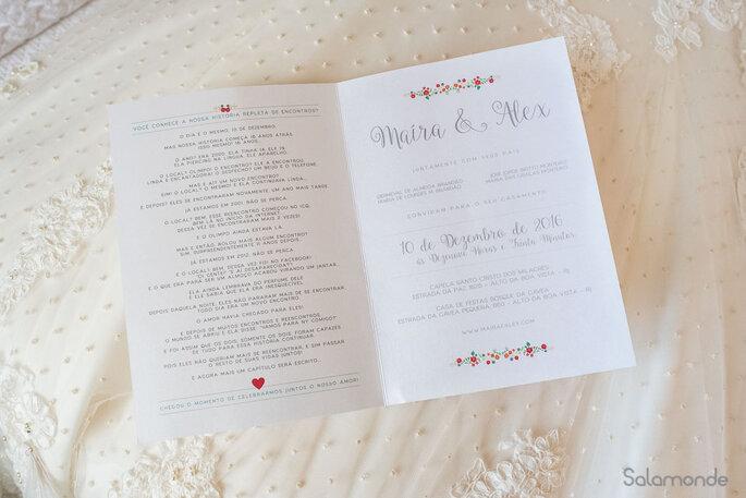 convite casamento Rio de Janeiro
