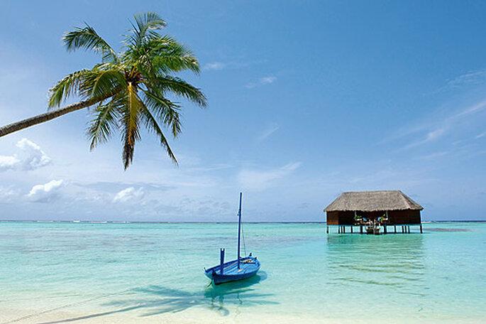 Islas paradisíacas, aviones privados, salas VIP... todo es posible con Viajes Kuoni. Foto: Viajes Kuoni