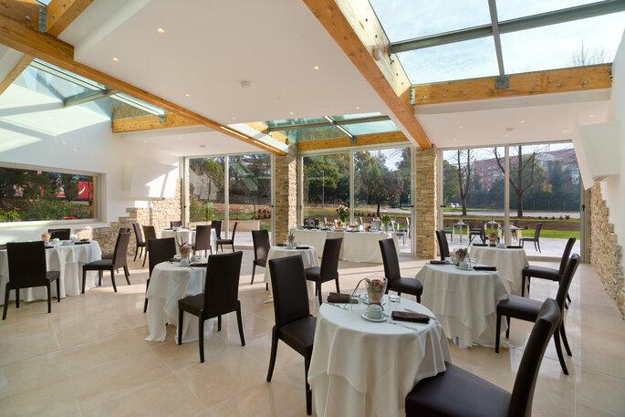 Green Park Hotel Pamphili - Veranda