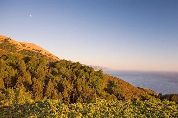 Carolina del Sur es uno de los enclaves más bellos de California. Foto: Ventana Inn & Spa